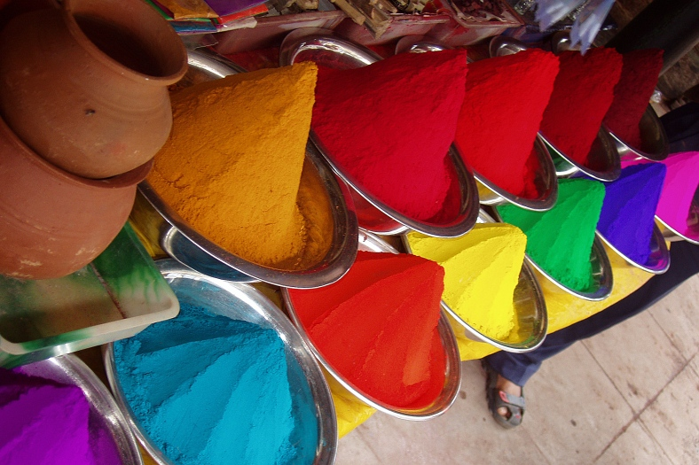 License     Attribution Some rights reserved by Marco Bellucci  United colours of India           141     56       Newer Older The daily market in Mysore (Karnataka state, India) is really full of colours.